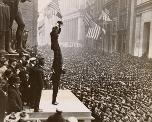 A parade is a superb idea during an epidemic.